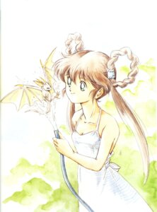 Rating: Safe Score: 2 Tags: devil_hunter_yohko mano_yohko User: Radioactive