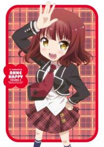Rating: Safe Score: 24 Tags: anne_happy hagyuu_hibiki seifuku User: saemonnokami