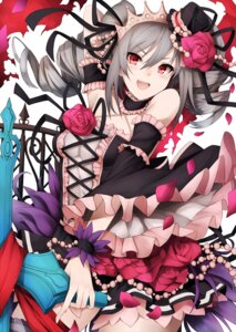 Rating: Safe Score: 70 Tags: dress gothic_lolita inaba_sunimi kanzaki_ranko lolita_fashion the_idolm@ster the_idolm@ster_cinderella_girls User: Mr_GT