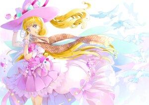 Rating: Safe Score: 9 Tags: asahina_mirai mahou_girls_precure! pretty_cure yuutarou_(pixiv822664) User: charunetra