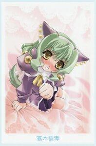 Rating: Safe Score: 6 Tags: animal_ears kyoushirou_to_towa_no_sora nekomimi tail takagi_nobuyuki tarlotte thighhighs User: Aurelia