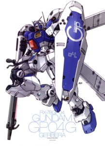 Rating: Safe Score: 25 Tags: akitaka_mika gp04 gundam gundam_0083 mecha User: drop