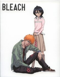 Rating: Safe Score: 6 Tags: bleach kuchiki_rukia kurosaki_ichigo User: Radioactive