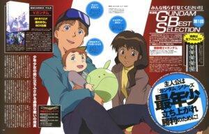 Rating: Safe Score: 0 Tags: gundam shakti_kareen uso_evin victory_gundam yamane_masahiro_(animator) User: Radioactive