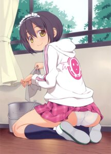 Rating: Questionable Score: 82 Tags: ass loli nora_higuma pantsu User: petopeto