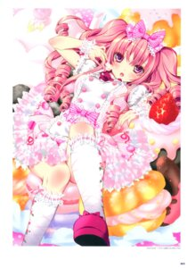 Rating: Safe Score: 36 Tags: dress kamiya_maneki User: crim