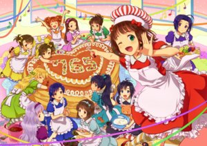 Rating: Safe Score: 18 Tags: akizuki_ritsuko amami_haruka futami_ami futami_mami ganaha_hibiki hagiwara_yukiho hoshii_miki kikuchi_makoto kisaragi_chihaya maid megane minase_iori miura_azusa ndo2 shijou_takane the_idolm@ster User: mula3