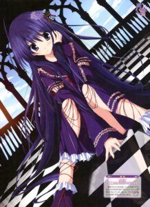 Rating: Safe Score: 28 Tags: nazo_no_shoujo tsukinon tsukisome_no_kasa User: drop