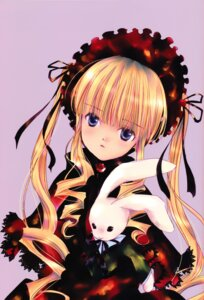 Rating: Safe Score: 11 Tags: lolita_fashion peach-pit rozen_maiden shinku User: NotRadioactiveHonest