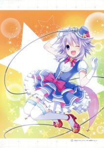 Rating: Safe Score: 18 Tags: choujigen_game_neptune kami_jigen_idol_neptune_pp neptune tsunako User: Radioactive