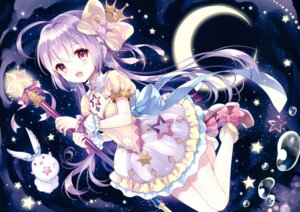 Rating: Safe Score: 93 Tags: dress w.label wasabi_(artist) User: yyx007