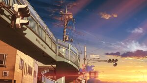 Rating: Safe Score: 24 Tags: isai_shizuka landscape wallpaper User: RyuZU