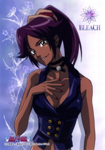 Rating: Safe Score: 31 Tags: bleach shihouin_yoruichi User: Radioactive