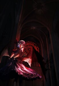 Rating: Safe Score: 28 Tags: blood dress remilia_scarlet touhou wings yongzhe_mei_hong User: Mr_GT