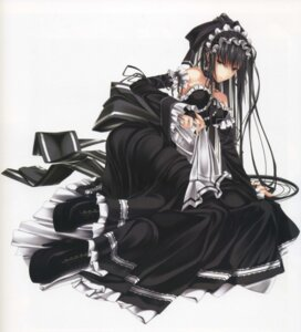 Rating: Safe Score: 41 Tags: doa_(pixiv7798) lolita_fashion maid User: Radioactive