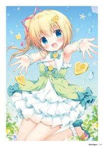 Rating: Safe Score: 22 Tags: canvas+garden dress heels lemon-chan melonbooks miyasaka_nako summer_dress tagme User: lightsnow