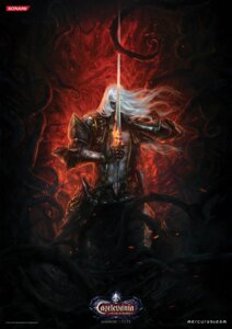 Rating: Safe Score: 16 Tags: alucard_(castlevania) castlevania castlevania:_lords_of_shadow_mirror_of_fate User: Radioactive