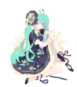 Rating: Safe Score: 38 Tags: dress hatsune_miku ronopu vocaloid User: nphuongsun93