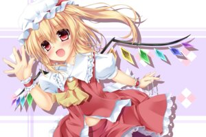 Rating: Safe Score: 25 Tags: flandre_scarlet fujieda_uzuki touhou wings User: 椎名深夏