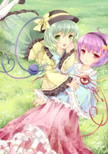 Rating: Safe Score: 7 Tags: touhou wataame27 User: ddns001