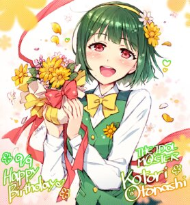 Rating: Safe Score: 20 Tags: otonashi_kotori otsumami the_idolm@ster User: fairyren