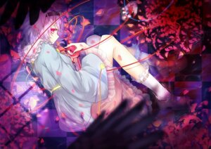 Rating: Safe Score: 45 Tags: chiaki_kou dress komeiji_satori touhou User: Mr_GT