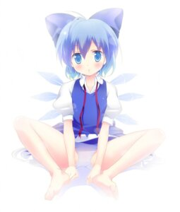 Rating: Questionable Score: 29 Tags: cirno loli pantsu pikazo touhou User: fireattack