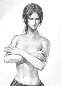 Rating: Questionable Score: 4 Tags: breast_hold lotus monochrome shingeki_no_kyojin sketch topless ymir_(shingeki_no_kyojin) User: Radioactive