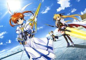 Rating: Safe Score: 25 Tags: fate_testarossa mahou_shoujo_lyrical_nanoha mahou_shoujo_lyrical_nanoha_a's mahou_shoujo_lyrical_nanoha_the_movie_2nd_a's takamachi_nanoha yagami_hayate User: drop