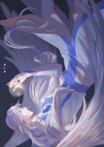 Rating: Safe Score: 15 Tags: card_captor_sakura male wings yue User: charunetra