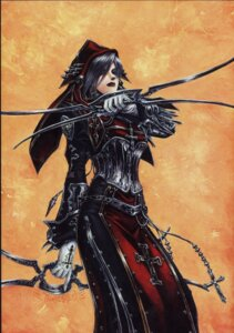 Rating: Safe Score: 8 Tags: armor dress nun sister_paula_souwauski thores_shibamoto trinity_blood User: Radioactive