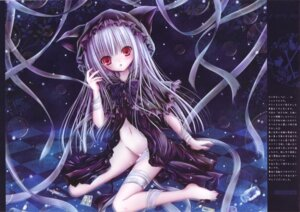 Rating: Questionable Score: 56 Tags: fixme loli lolita_fashion mubi_alice nopan raw_scan tinkerbell User: fsh5678