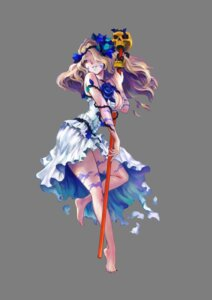 Rating: Safe Score: 31 Tags: cleavage dress grimgrimoire lujei_piche maeno_hirokazu User: Radioactive