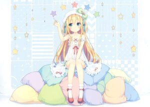 Rating: Safe Score: 182 Tags: dress peco shimotsuki_potofu summer_dress User: Twinsenzw