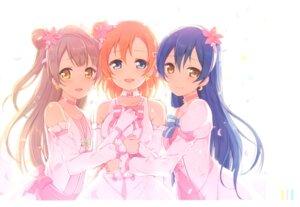 Rating: Safe Score: 39 Tags: 6u kousaka_honoka love_live! minami_kotori sonoda_umi User: b923242