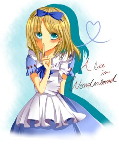 Rating: Safe Score: 4 Tags: alice alice_in_wonderland azuma User: charunetra