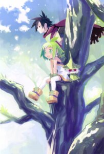 Rating: Safe Score: 5 Tags: ash harada_takehito marona phantom_brave User: petopeto