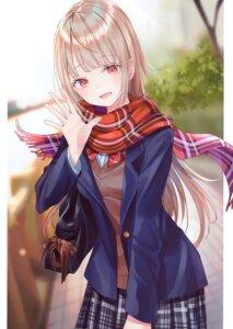 Rating: Safe Score: 43 Tags: nabi_(uz02) seifuku sweater tagme User: kiyoe