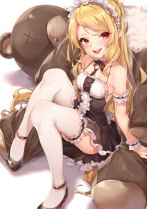 Rating: Safe Score: 85 Tags: heels maid rukousou_no_hana thighhighs User: Mr_GT