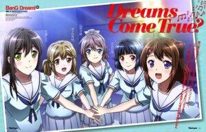 Rating: Safe Score: 16 Tags: bang_dream! hanazono_tae ichigaya_arisa seifuku shimizu_hiroaki toyama_kasumi ushigome_rimi yamabuki_saaya User: drop