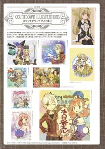 Rating: Safe Score: 3 Tags: atelier atelier_escha_&_logy colland_grumman digital_version escha_malier jpeg_artifacts katla_larchica logix_ficsario lucille_ernella micie_sun_mussemburg wilbell_voll_erslied User: Shuumatsu