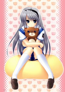 Rating: Safe Score: 36 Tags: clannad fumio key sakagami_tomoyo seifuku tomoyo_after_~it's_a_wonderful_life~ User: blooregardo