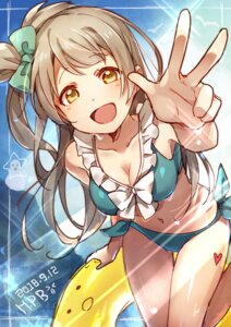 Rating: Safe Score: 26 Tags: bikini cleavage hotechige love_live! minami_kotori swimsuits User: Mr_GT