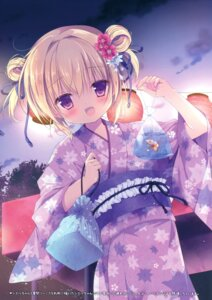 Rating: Safe Score: 36 Tags: canvas+garden miyasaka_miyu tagme yukata User: Mr_GT