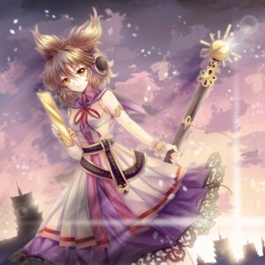 Rating: Safe Score: 11 Tags: riyun touhou toyosatomimi_no_miko User: itsu-chan