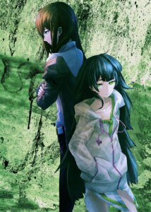 Rating: Safe Score: 31 Tags: hiyajou_maho huke makise_kurisu steins;gate User: demonbane1349