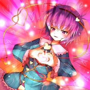 Rating: Safe Score: 2 Tags: ichihonkui komeiji_satori touhou User: konstargirl
