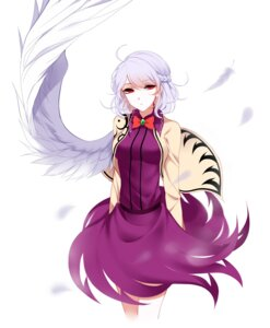 Rating: Safe Score: 20 Tags: dress kishin_sagume sheya touhou wings User: charunetra