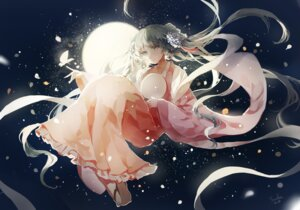 Rating: Safe Score: 35 Tags: asian_clothes chuushuu_meigetsu_miku cui_(jidanhaidaitang) vocaloid User: charunetra