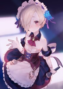 Rating: Safe Score: 41 Tags: dress ji_no maid shirasaka_koume the_idolm@ster the_idolm@ster_cinderella_girls User: Radioactive
